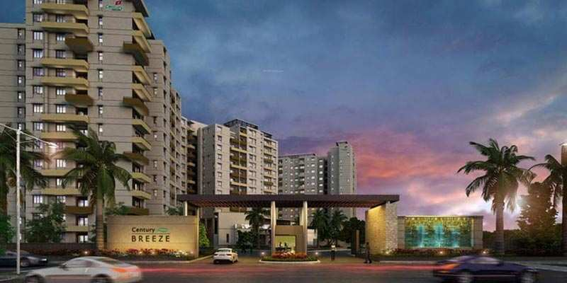 3 BHK Flats & Apartments for Sale in Jakkur, Bangalore - 2423 Sq.ft.