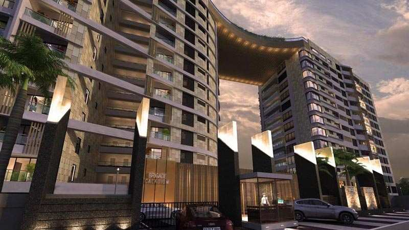 3 BHK Flats & Apartments for Sale in Hebbal, Bangalore - 3450 Sq.ft.