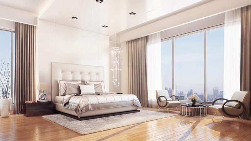 4 BHK Flats & Apartments for Sale in Hebbal, Bangalore - 4450 Sq. Feet