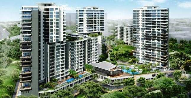 3 BHK Flats & Apartments for Sale in Jakkur, Bangalore - 4209 Sq. Feet