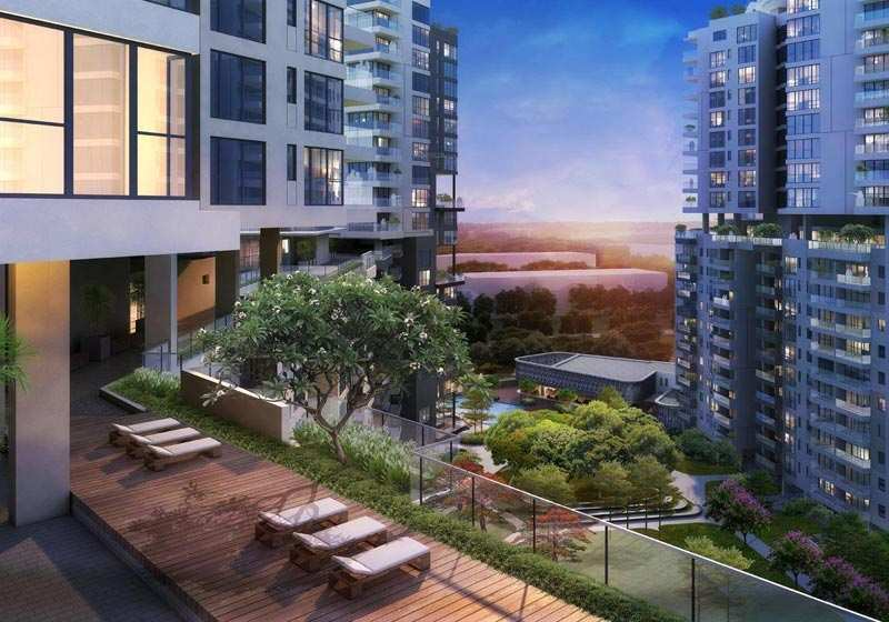 3 BHK Flats & Apartments for Sale in Hebbal, Bangalore - 3670 Sq. Feet