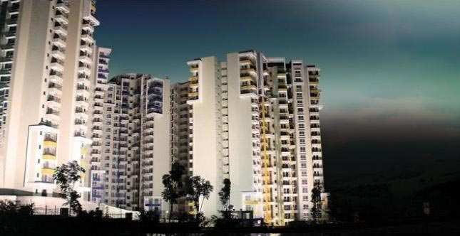 3 BHK Flats & Apartments for Sale in Hebbal, Bangalore - 3897 Sq. Feet