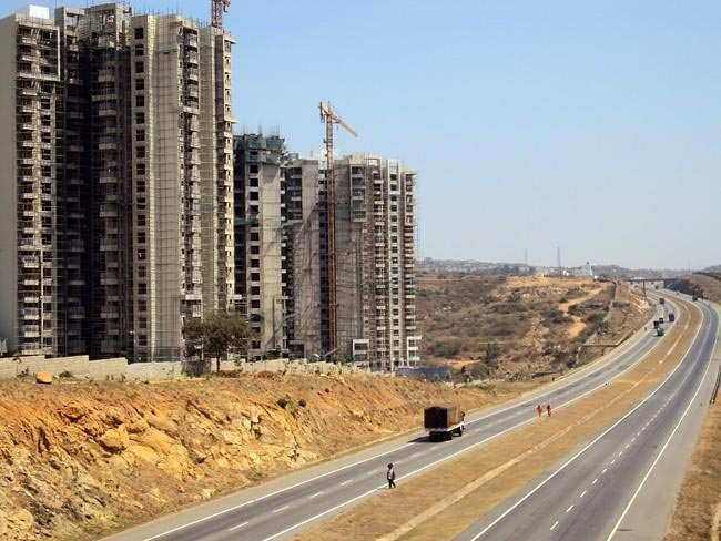 4 BHK Flats & Apartments for Sale in Hebbal, Bangalore - 5698 Sq. Feet