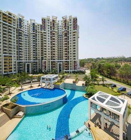 3 BHK Flats & Apartments for Sale in Kanakapura Road, Bangalore - 1843 Sq.ft.