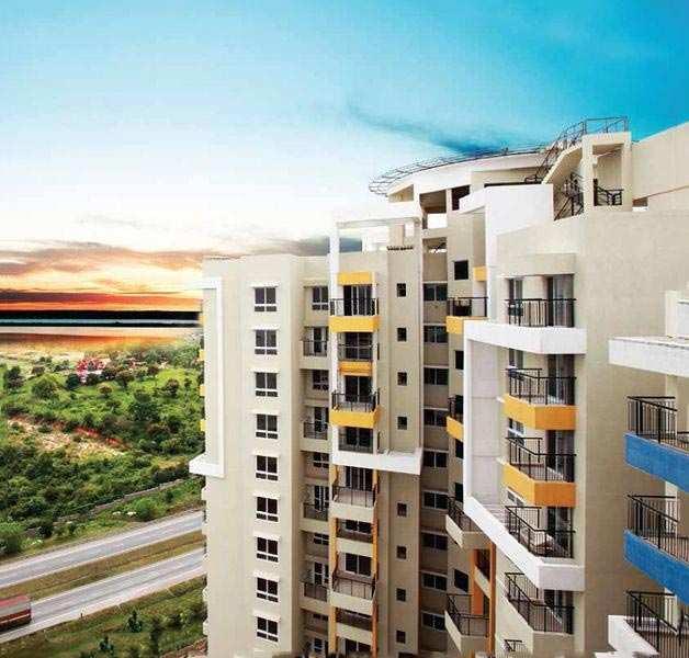 3 BHK Flats & Apartments for Sale in Kanakapura Road, Bangalore - 1841 Sq.ft.