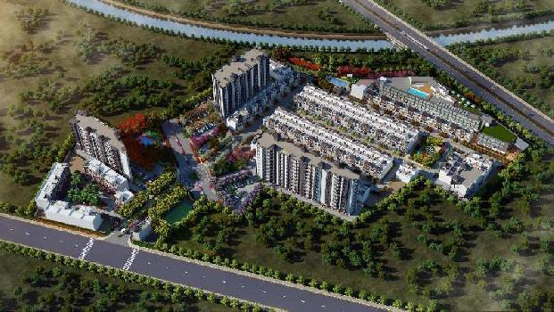 968 Sq.ft. Residential Plot for Sale in New City Center, Gwalior
