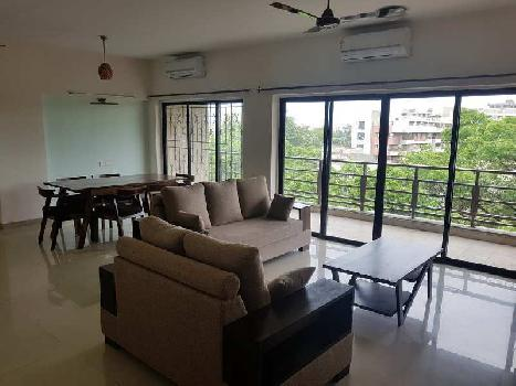 3 BHK 1800 Sq.ft. Residential Apartment for Rent in Wakad, Pune