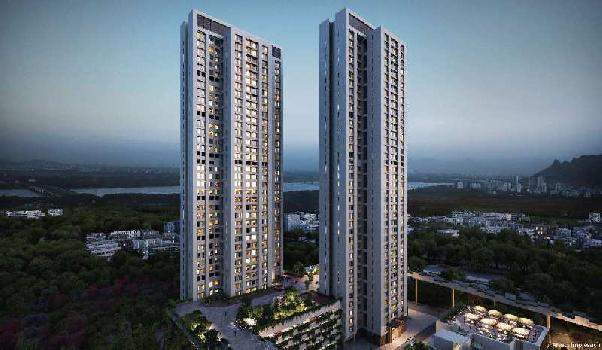 1 BHK 318 Sq.ft. Residential Apartment for Sale in Thane West