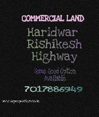 525 Sq. Yards Commercial Land for Sale in Ugrasen Nagar, Rishikesh