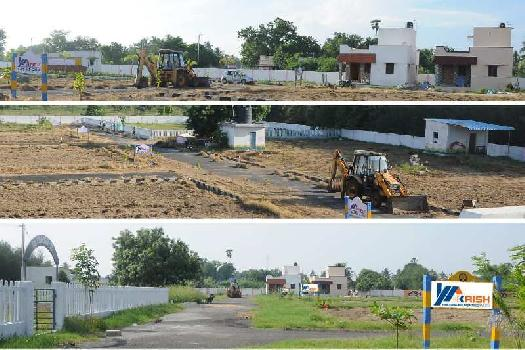 1000 Sq.ft. Commercial Land for Sale in Oragadam, Chennai
