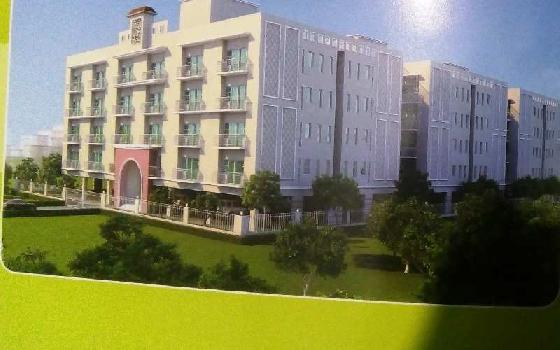 2 BHK 1015 Sq.ft. Residential Apartment for Sale in Tilkamanjhi, Bhagalpur
