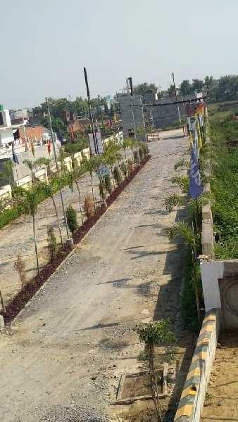 1200 Sq.ft. Residential Plot for Sale in Dubbaga, Lucknow