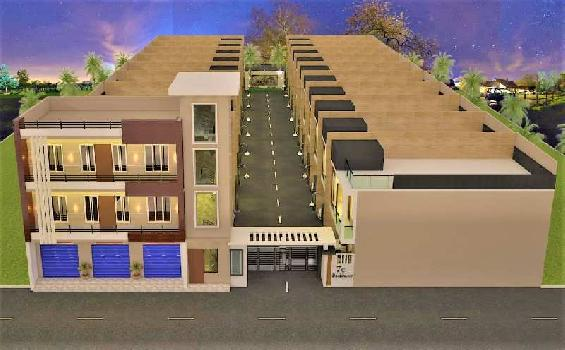 2 BHK 1420 Sq.ft. House & Villa for Sale in Deva Road, Lucknow