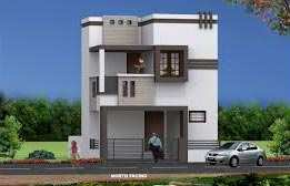 2 BHK Individual House/Home for Rent in Seawoods, Navi Mumbai - 1000 Sq.ft.