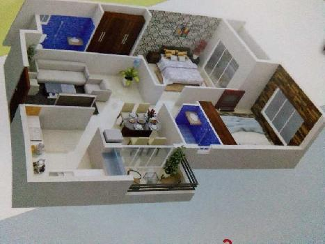 3 BHK 1462 Sq.ft. Residential Apartment for Sale in Ghatikia, Bhubaneswar