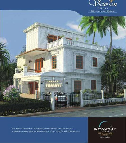 3 BHK Bungalows / Villas for Sale in Raipur - 2800 Sq.ft.