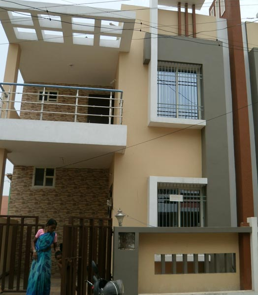 3 BHK Individual House/Home for Sale in Raipur - 1400 Sq.ft.