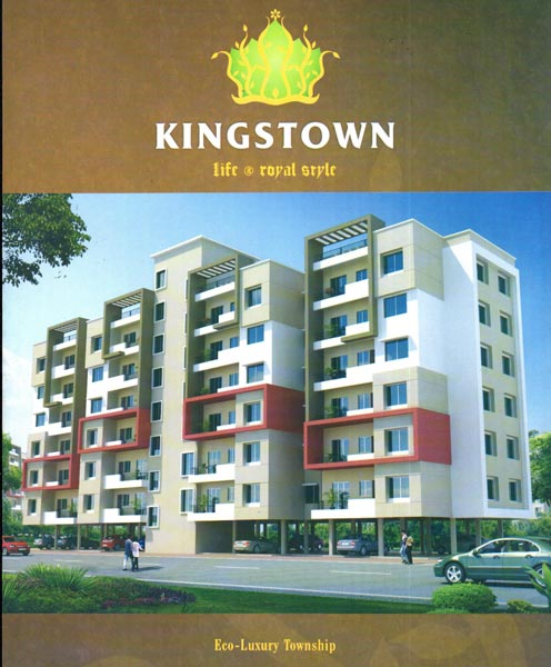 3 BHK Flats & Apartments for Sale in Raipur - 1218 Sq.ft.