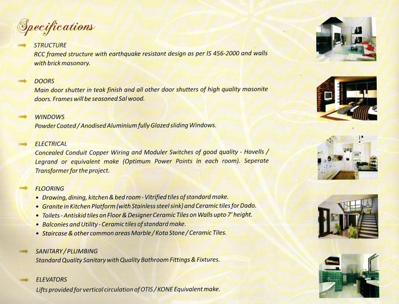 2 BHK Flats & Apartments for Sale in Raipur - 1126 Sq.ft.