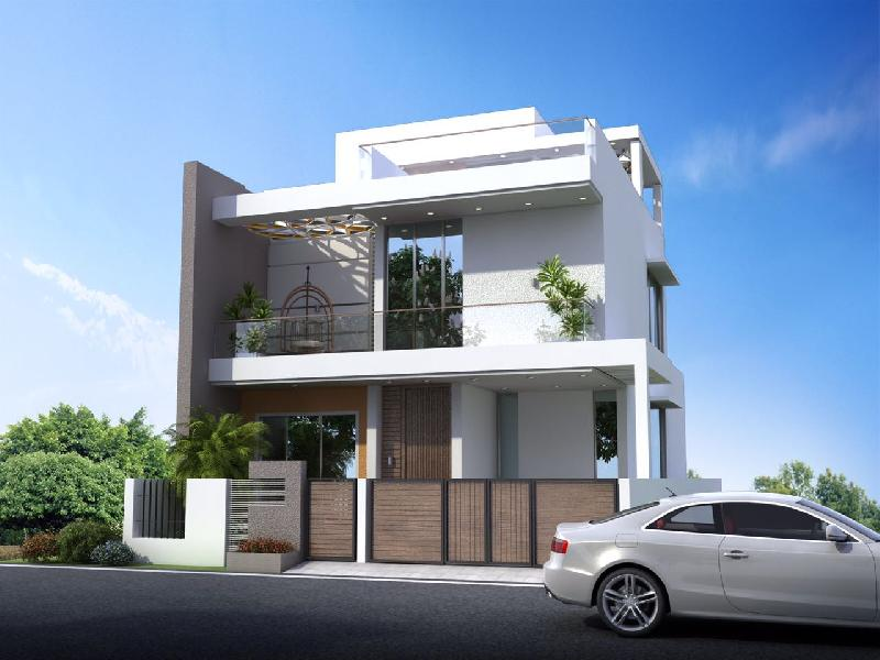 4 BHK Individual House for Sale in Raipur - 1500 Sq. Feet