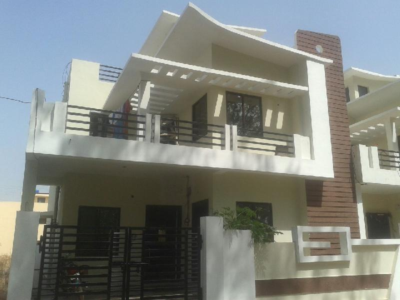 4 BHK Individual House for Sale in Amleshwar, Raipur - 1500 Sq.ft.