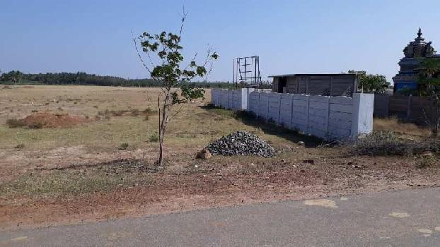 12000 Sq.ft. Residential Plot for Sale in Manamadurai, Sivaganga