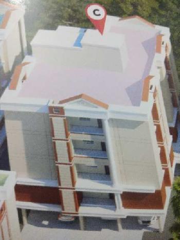 2 BHK 7200 Sq.ft. Residential Apartment for Rent in Surya Nagar, Bhubaneswar