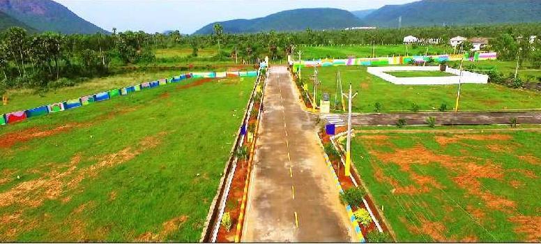 1800 Sq.ft. Residential Plot for Sale in Laveru, Srikakulam