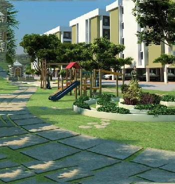 2 BHK 547 Sq.ft. Residential Apartment for Sale in Waluj, Aurangabad