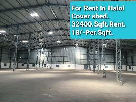 55000 Sq.ft. Warehouse for Rent in Halol, Vadodara