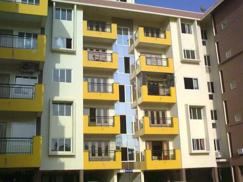 3 BHK Flats & Apartments for Sale in Caranzalem - 103 Sq. Meter