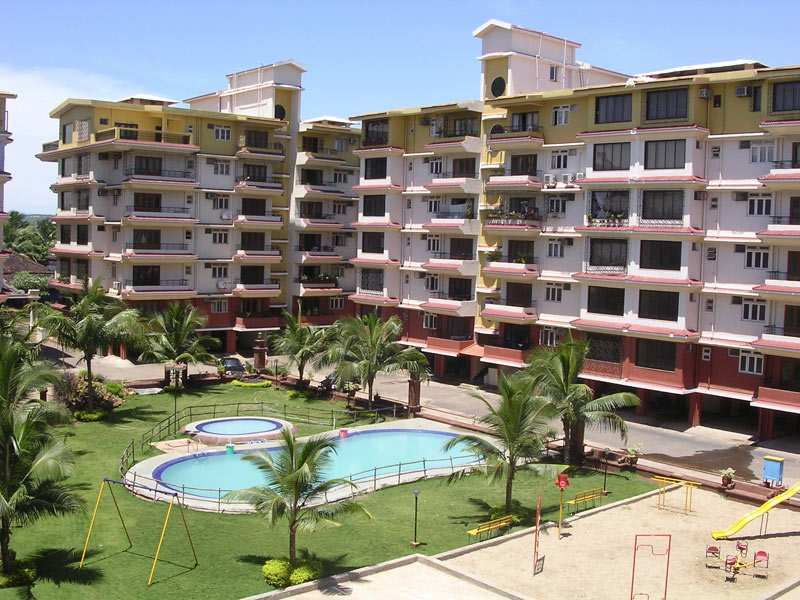 2 BHK Flats & Apartments for Rent in Caranzalem - 95 Sq. Meter