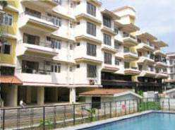 3 BHK Flats & Apartments for Sale in Caranzalem - 138 Sq. Meter