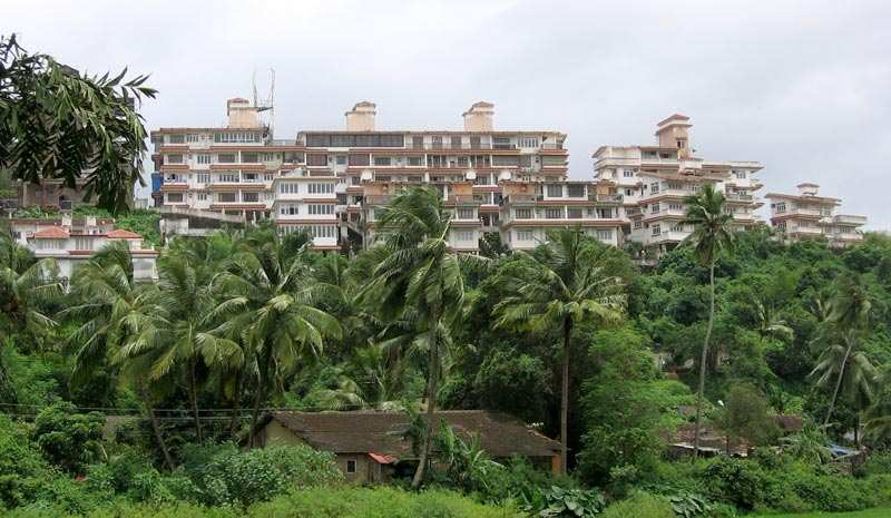 2 BHK Flats & Apartments for Rent in Dona Paula - 100 Sq. Meter