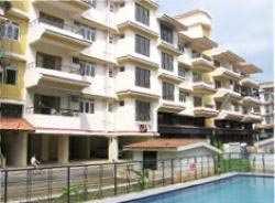 2 BHK Flats & Apartments for Rent in Panaji - 95 Sq. Meter