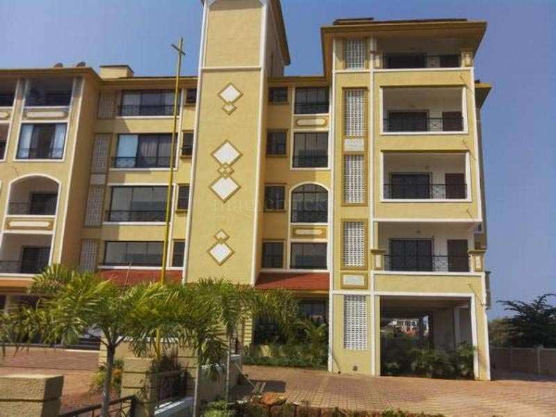 2 BHK Flats & Apartments for Rent in Caranzalem - 106 Sq. Meter