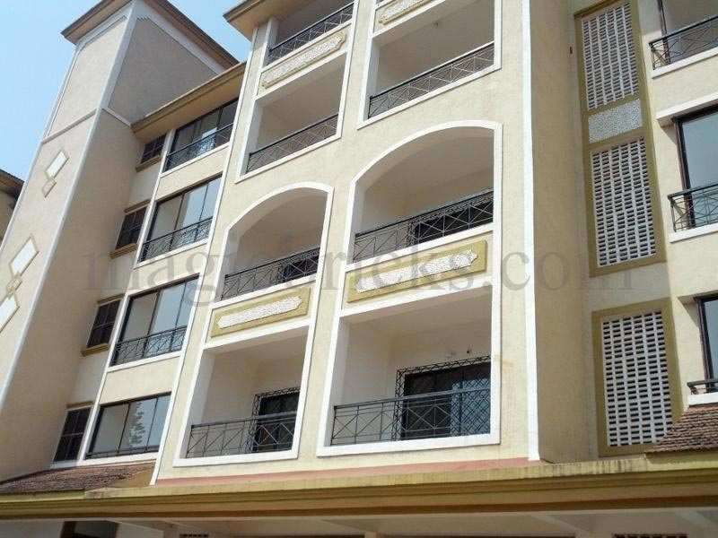 3 BHK Flats & Apartments for Sale in Dona Paula - 172 Sq. Meter
