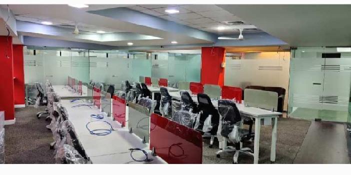 2763 Sq.ft. Office Space for Rent in Shivaji Nagar, Pune