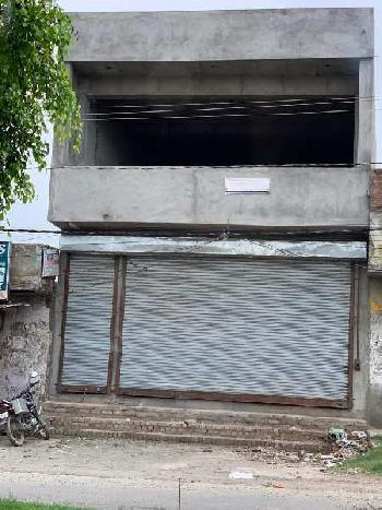 1320 Sq.ft. Commercial Land for Rent in Model Town, Yamunanagar