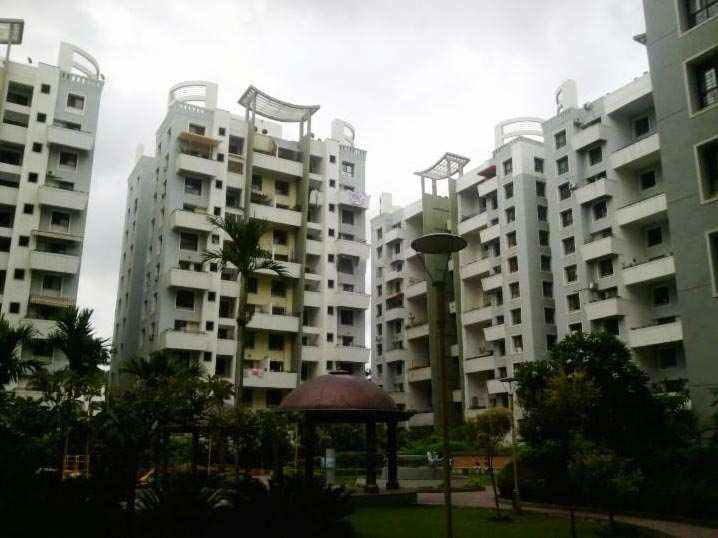 1 BHK Flats & Apartments for Rent in Bibwewadi, Pune - 650 Sq.ft.