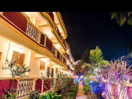 10000 Sq. Meter Hotels for Rent in Cobra Vaddo, Calangute, Goa