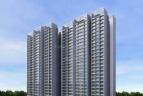 2 BHK 800 Sq.ft. Residential Apartment for Sale in Kolshet Road, Thane