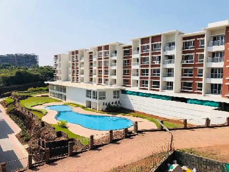 3 BHK 1822 Sq.ft. Residential Apartment for Sale in Sancoale, South Goa