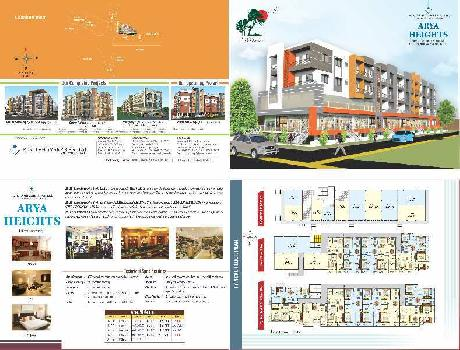 2 BHK 1140 Sq.ft. Residential Apartment for Sale in Unkal, Hubli