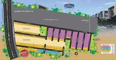 2700 Sq.ft. Residential Plot for Sale in Hoskote, Bangalore