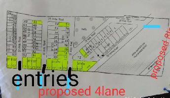 1000 Sq.ft. Residential Plot for Sale in Vijay Nagar, Indore