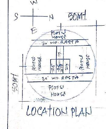 246 Sq.ft. Residential Plot for Sale in Hapur Bypass, Ghaziabad