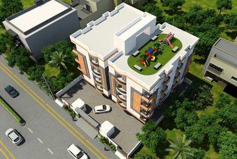 3 BHK 1400 Sq.ft. Residential Apartment for Sale in Bajrang Nagar, Kota