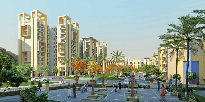 2 BHK 870 Sq.ft. Residential Apartment for Sale in Japanese Zone, Neemrana, Alwar