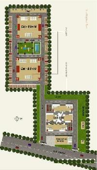 4 BHK Flat for Sale in Gazipur Road, Zirakpur